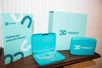 3D Predict Unveils AI-Driven Aligners in U.S.