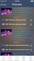 How To: Watching Podcasts on the Dentaltown Mobile App