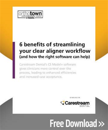 6 Benefits of Streamlining Your Clear Aligner Workflow