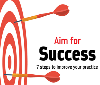 Aim for Success: 7 Steps to Improve Your Practice by Brad Petersen  Brad Petersen shares how to go beyond referrals when it comes to marketing your orthodontic practice.