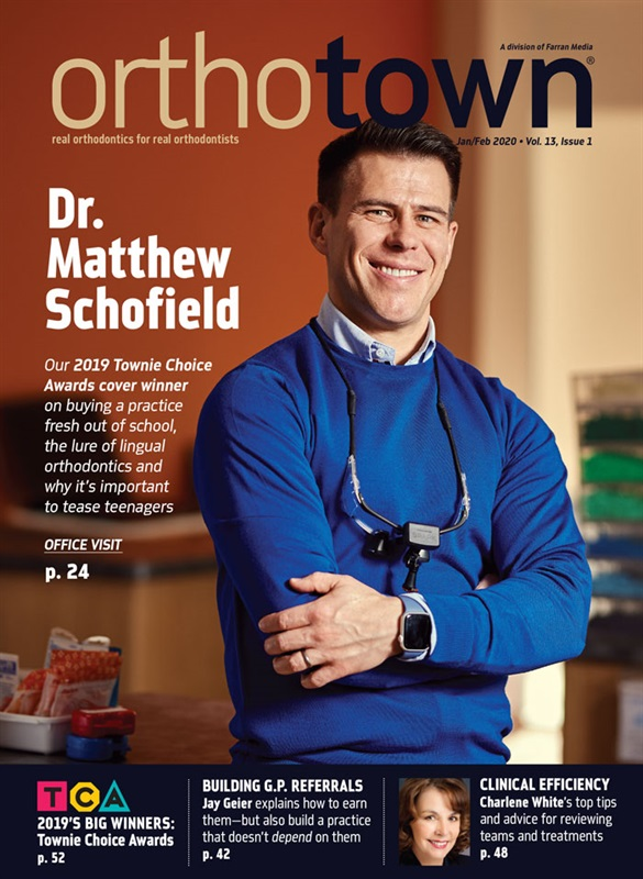 Orthotown Magazine January/February 2020