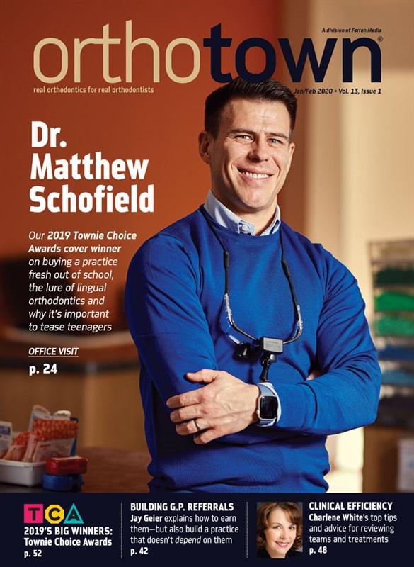 Orthotown Magazine January/February 2020