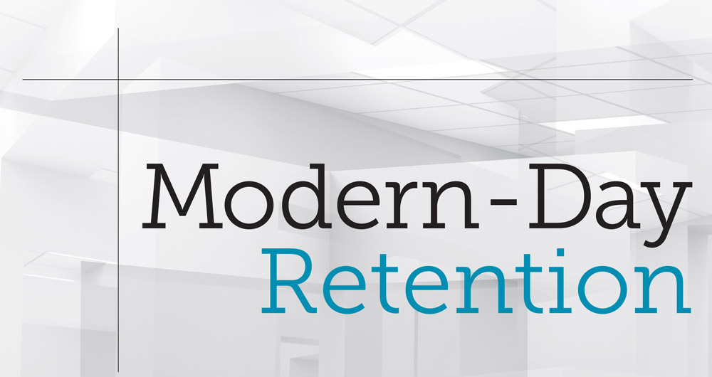 Header: Modern-Day Retention