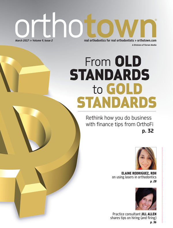 Orthotown Magazine March 2017