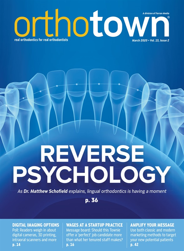 Orthotown Magazine March 2020