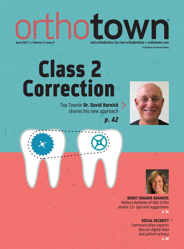Orthotown Magazine April 2017