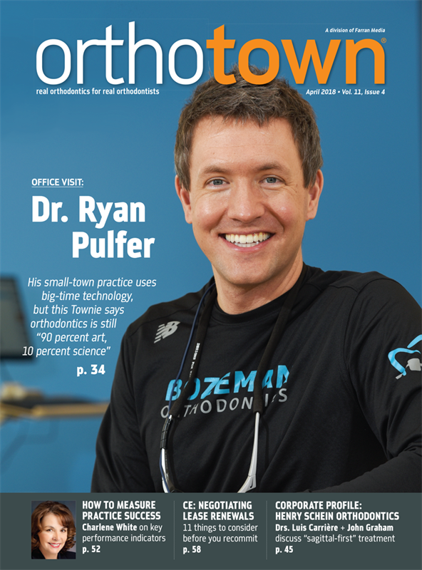 Orthotown Magazine April 2018