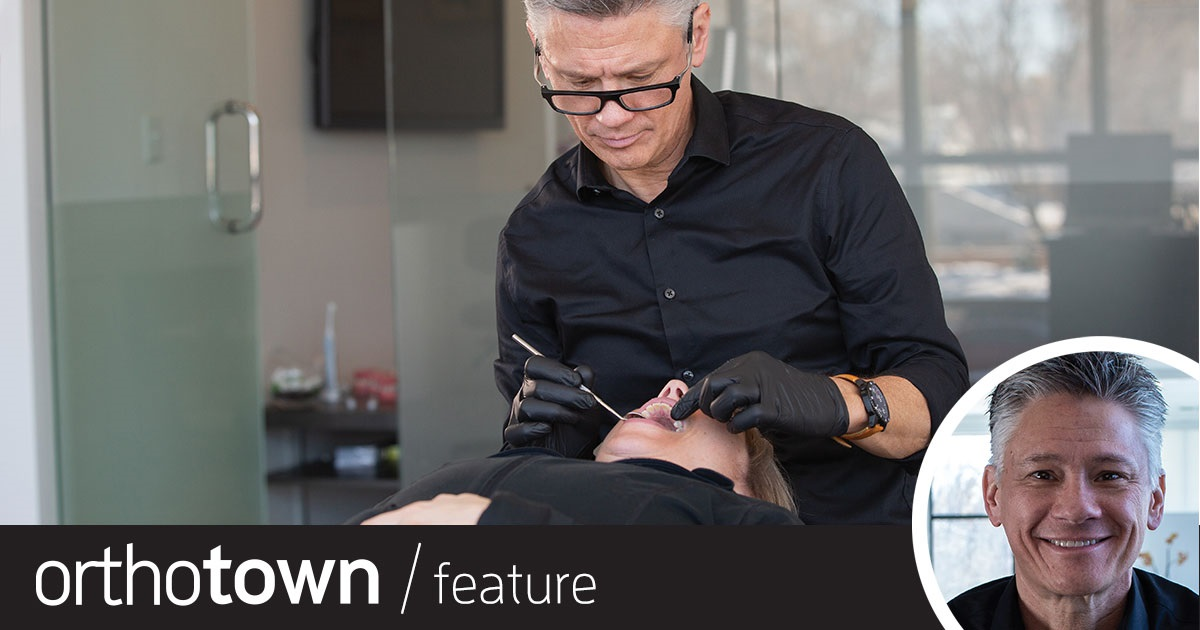 Catching Up With: Dr. John Graham Orthotown editorial board member Dr. John Graham shares a look inside his Salt Lake City office and discusses how sagittal-first treatment has radically changed his practice.