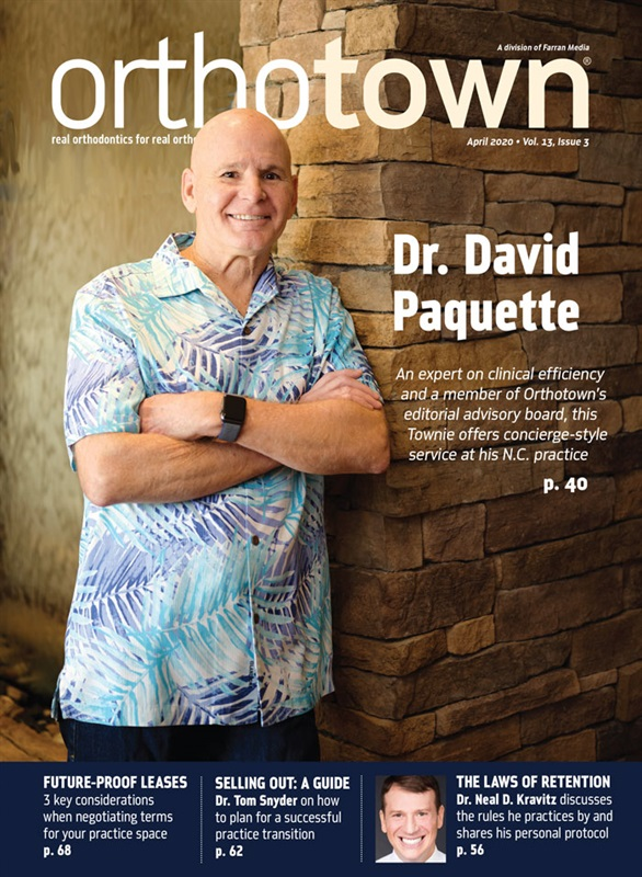 Orthotown Magazine April 2020