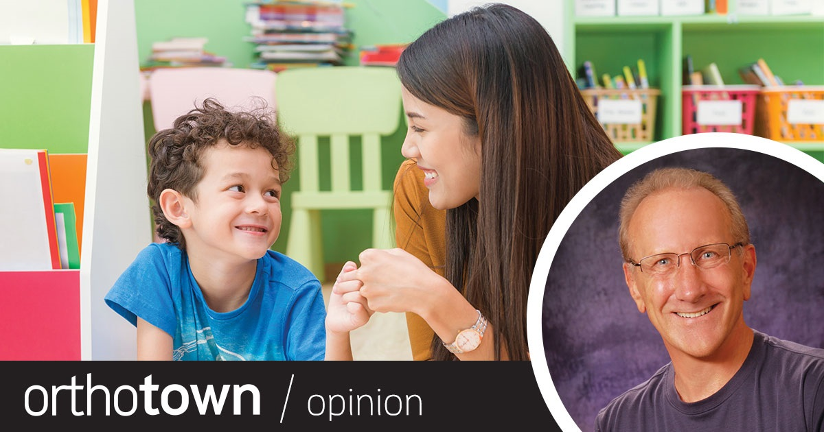 Embrace Progress: Congratulations—Now Get to Work! Orthotown Editorial Director Dr. Daniel Grob shares how you can learn from your children and relate their experiences to a career in orthodontics.