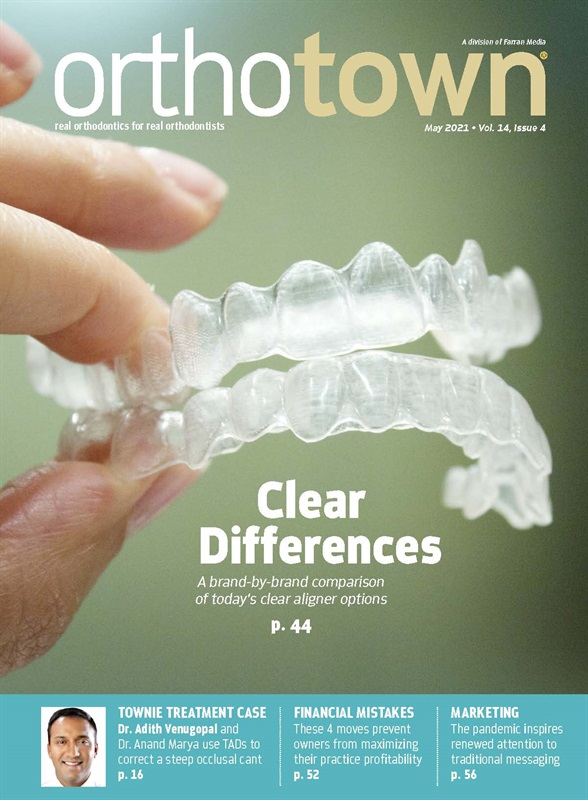 Orthotown Magazine May 2021