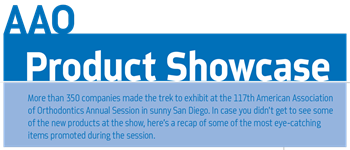 Product Showcase: AAO Annual Session Missed the 2017 AAO Annual Session? Orthotown shares some of the products and software that were showcased this year.
