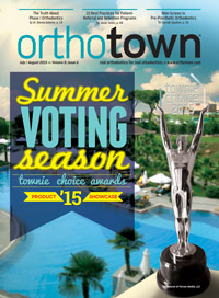 Orthotown Magazine July/August 2015
