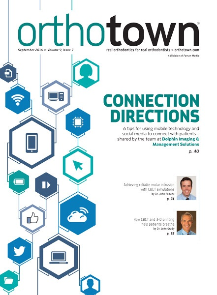 Orthotown Magazine September 2016