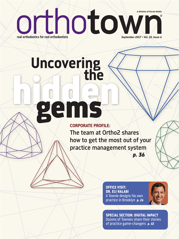 Orthotown Magazine September 2017