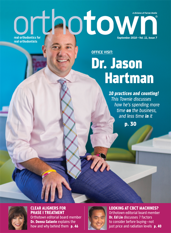 Orthotown Magazine September 2018