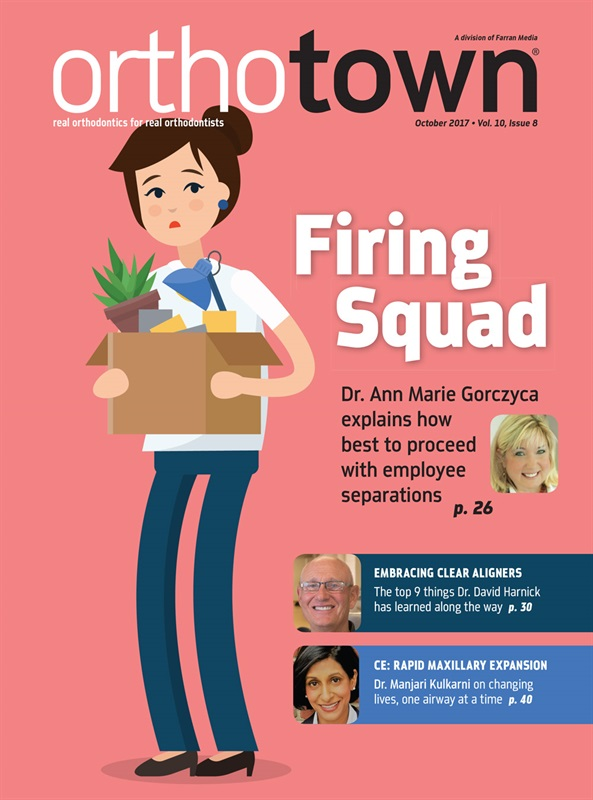 Orthotown Magazine October 2017