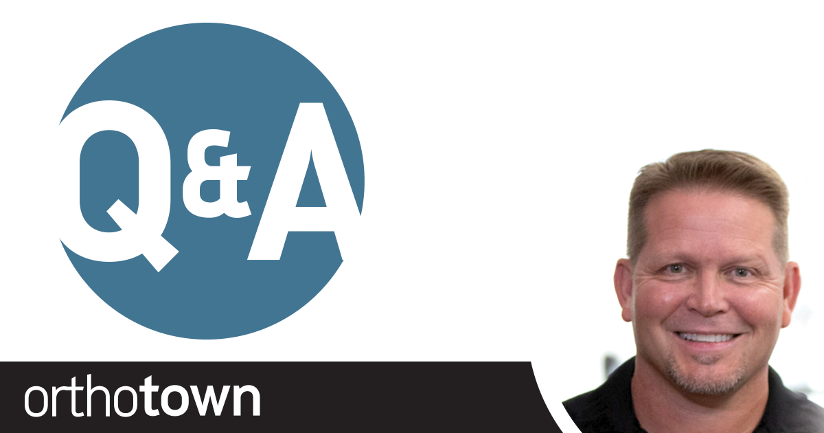 Q&A: Self-Ligating Brackets Orthotown editorial director Dr. Dan Grob discusses self-ligating brackets with Dr. Stuart Frost.