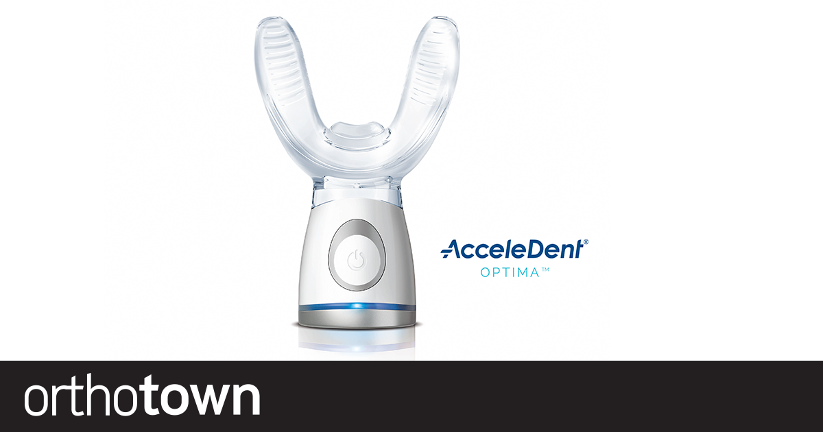 Product Profile: AcceleDent Optima Building a better orthodontic experience