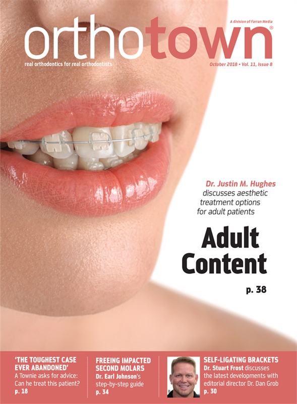 Orthotown Magazine October 2018