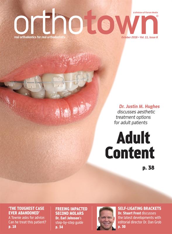 Orthotown Magazine October 2018