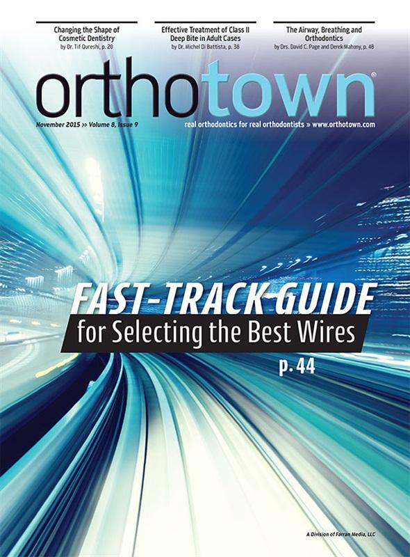 Orthotown Magazine November 2015