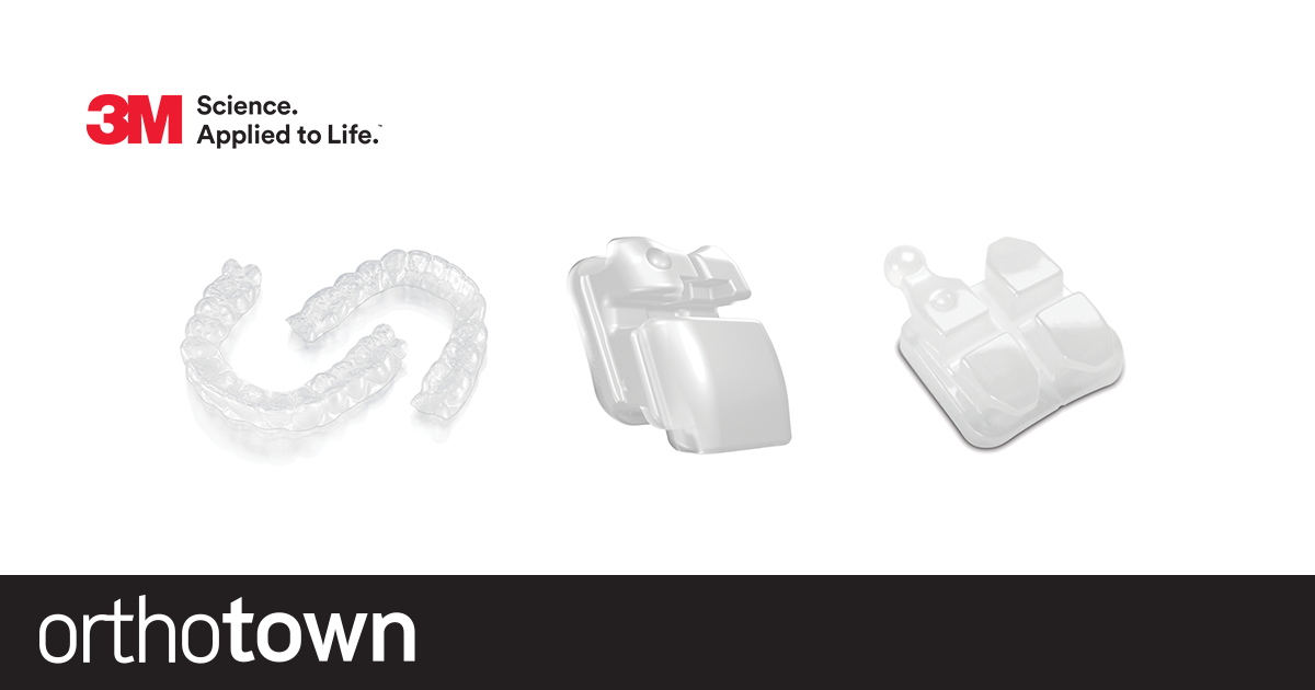 Product Profile: 3M Clarity Esthetic Orthodontic Solutions Practice with clarity