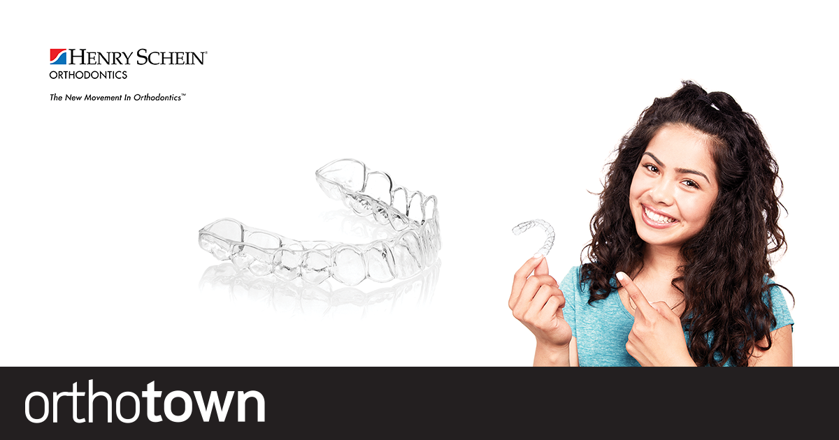 """Product Profile: SLX Clear Aligners A new, """"clearly"""" different aligner solution from Henry Schein Orthodontics"""
