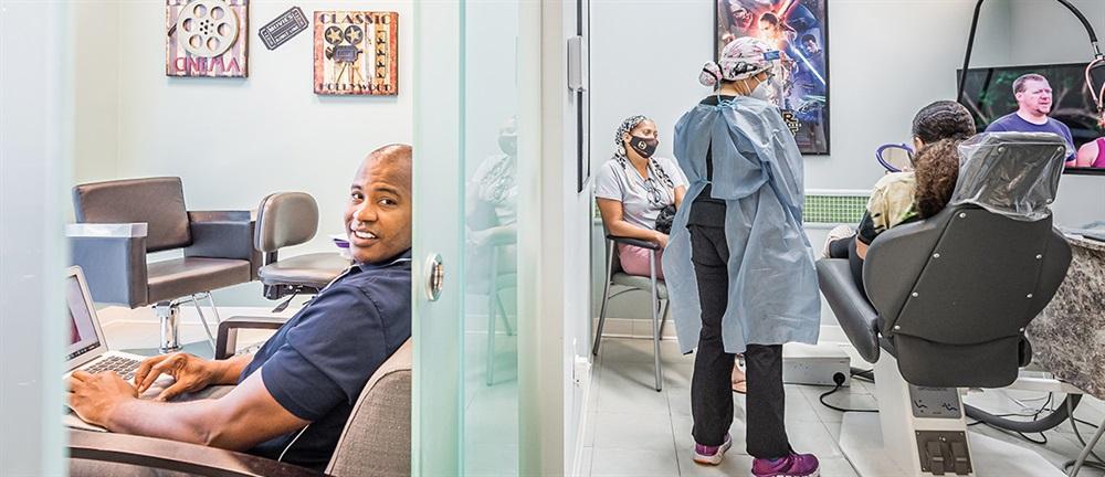 Office Visit: Dr. Jason Battle