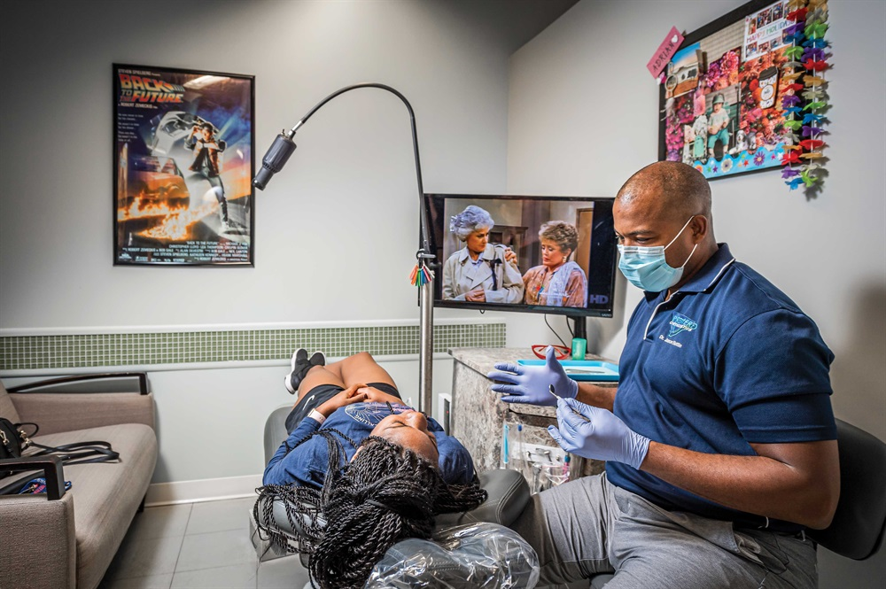 Office Visit:Dr. Jason Battle