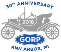 GORP 2018