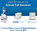 Annual Fall Sessions Exclusive Offers