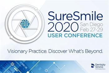 Dentsply Sirona Announces SureSmile 2020