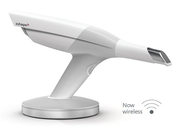 3Shape Releases Trios 3 Wireless Intraoral Scanner