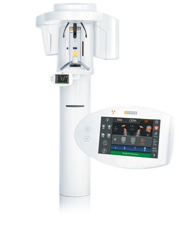 Dentsply Sirona Launches Orthophos SL with 3-D I-X Imaging