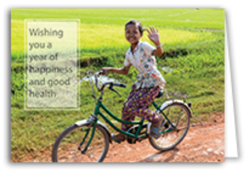 Global Dental Relief Holiday Cards and Gifts Help Kids Worldwide